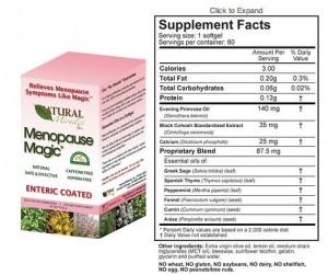 menopause magic